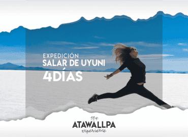 Salar Uyuni Expedición 4 Días - Tour