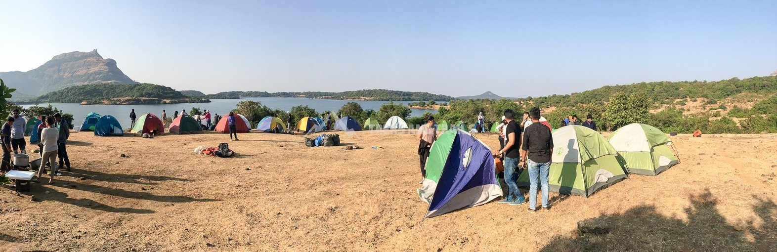 Secret New Year Camping - Tour