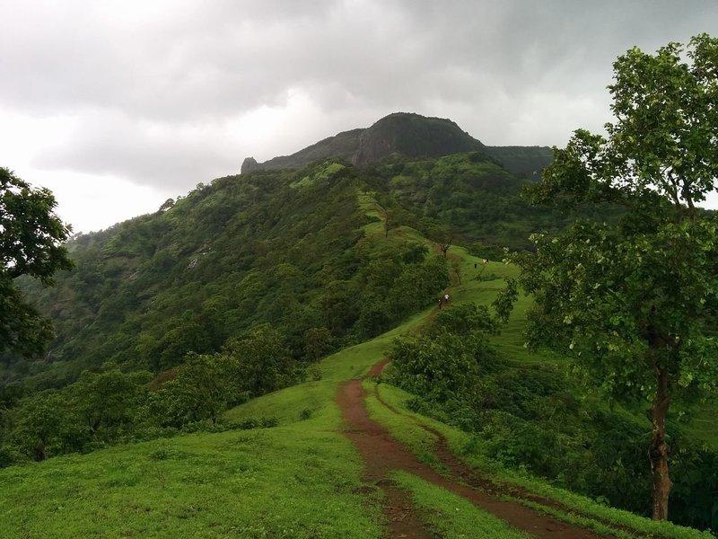 One Tree Hill Point Trek Matheran - Tour