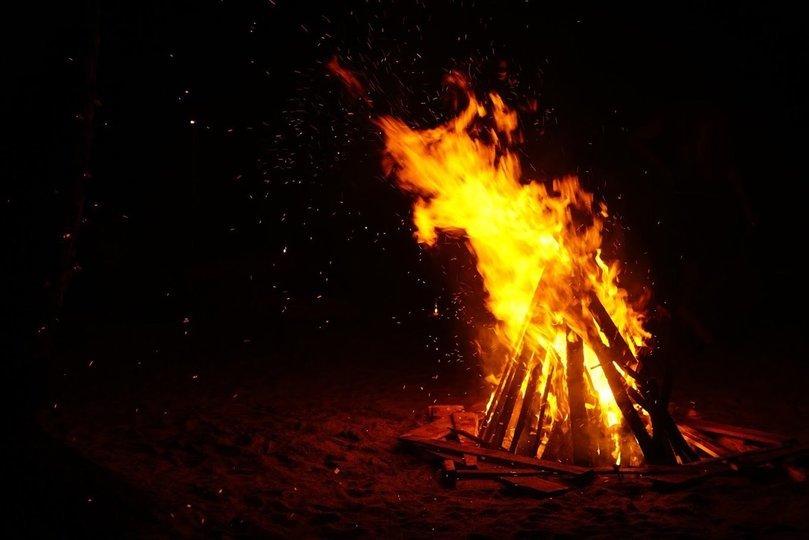 The RoamTT Beach Bonfire Experience - Tour