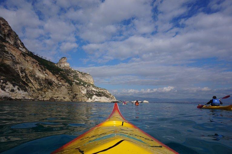 Kayak Trip Cagliari - Tour
