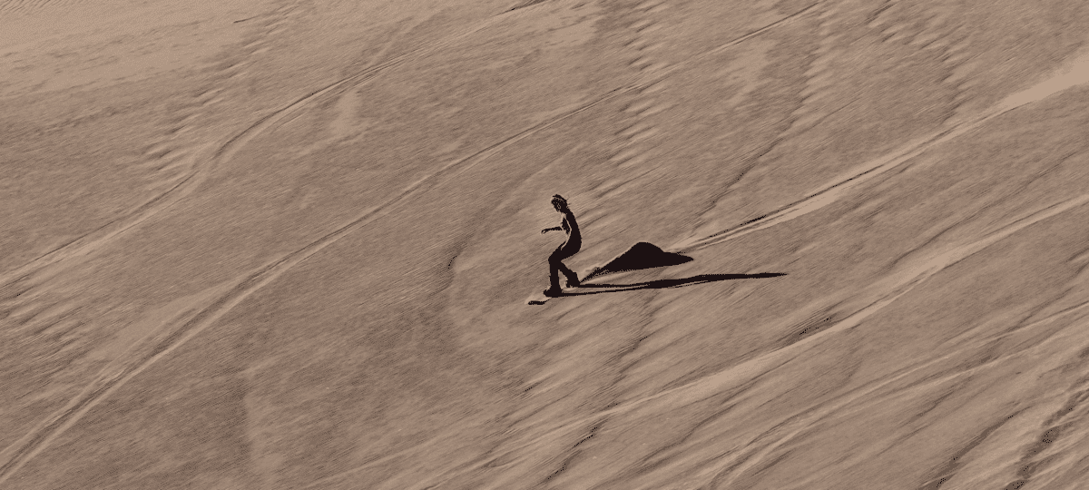 Bike & Sandboard en el Valle de la Muerte - Tour