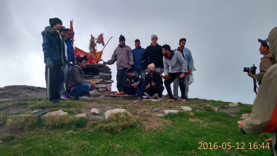 Lambari Trek - Tour