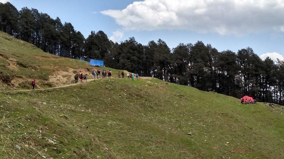 Raghupur Fort Trek - Tour