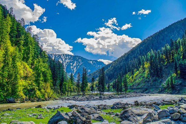 Kashmir -  4N/5D - Tour