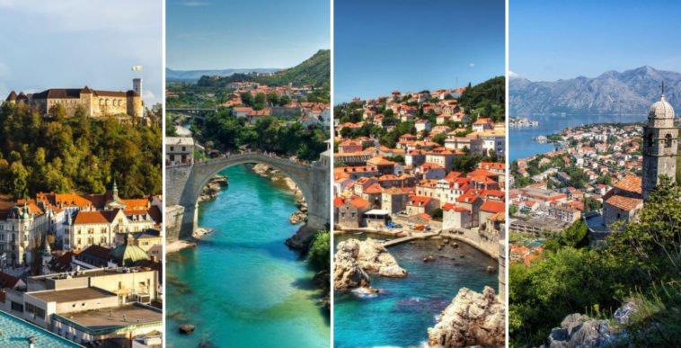 Balkan Countries - Collection