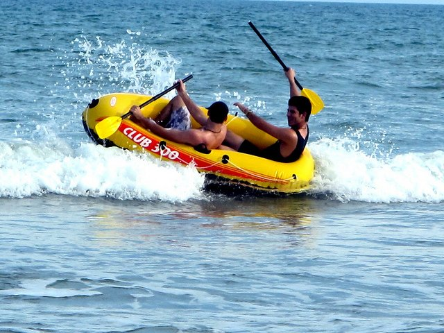 Watersports Package - Tour