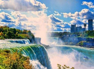 NIAGARA FALLS USA   City Break - 3D/2N - Tour