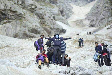 Dharamshala Snow Trails