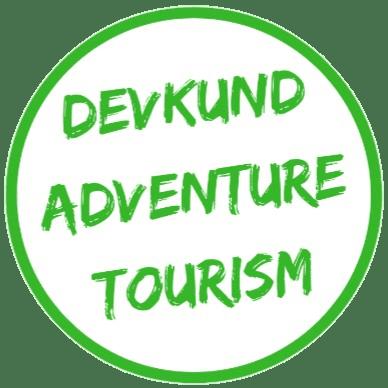 Devkund Waterfall Logo