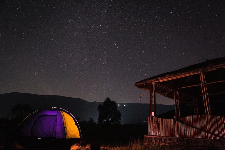 New Year Camping near Bhor - Tour