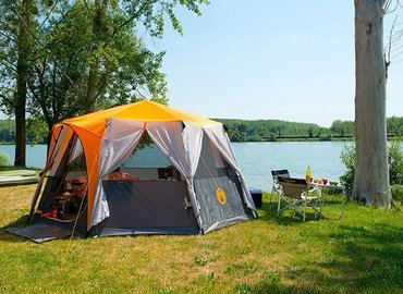 Lake Glamping near mumbai - Tour