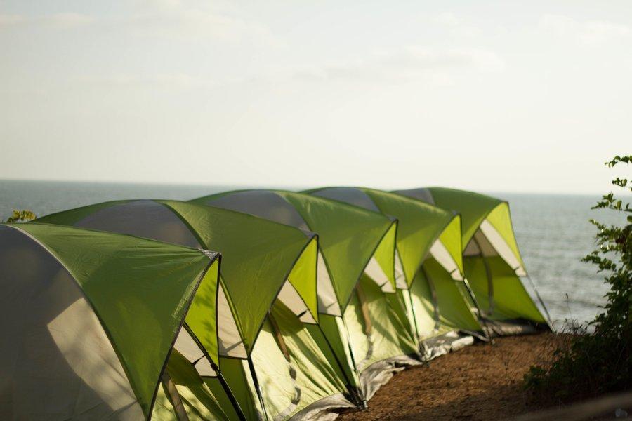 NYE KASHID BEACH CAMPING - Tour