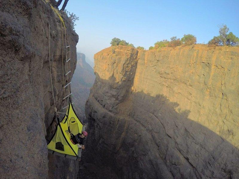 Hanging Tents Sandhan Valley - Tour