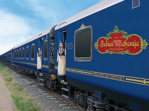 Deccan Odyssey – Hidden Treasures of Gujarat - Tour