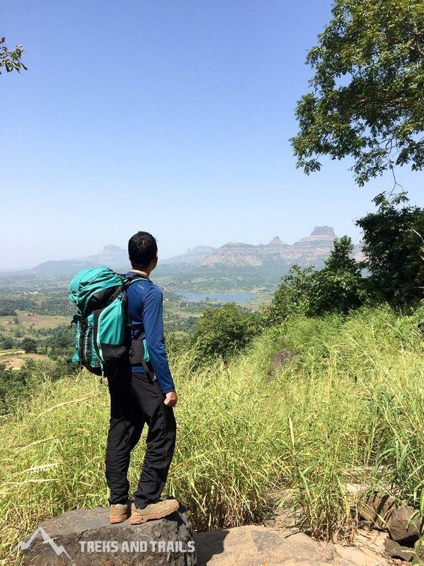 Dodhani village to Matheran Trek - Tour