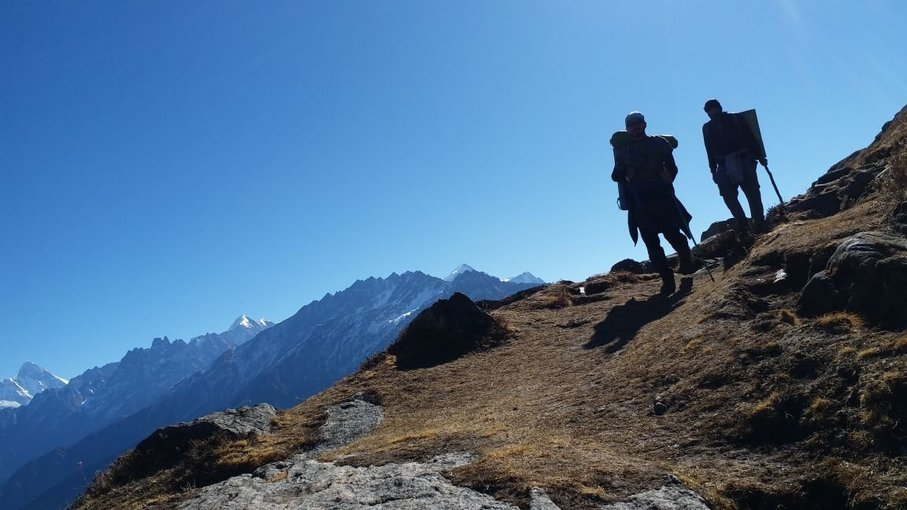 Kuari Pass Trek - Tour