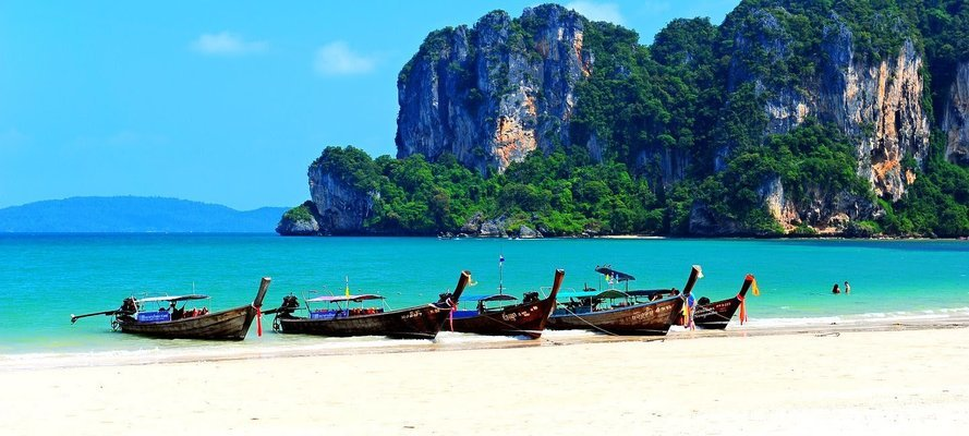 Bangkok & Phuket Beach Break - 6D|5N - Tour