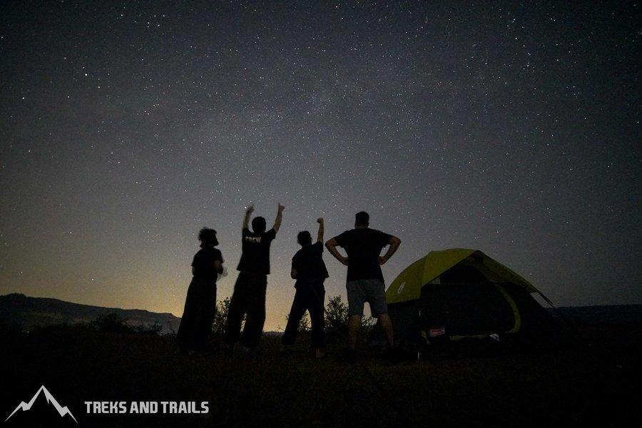Kamshet Camping - Tour
