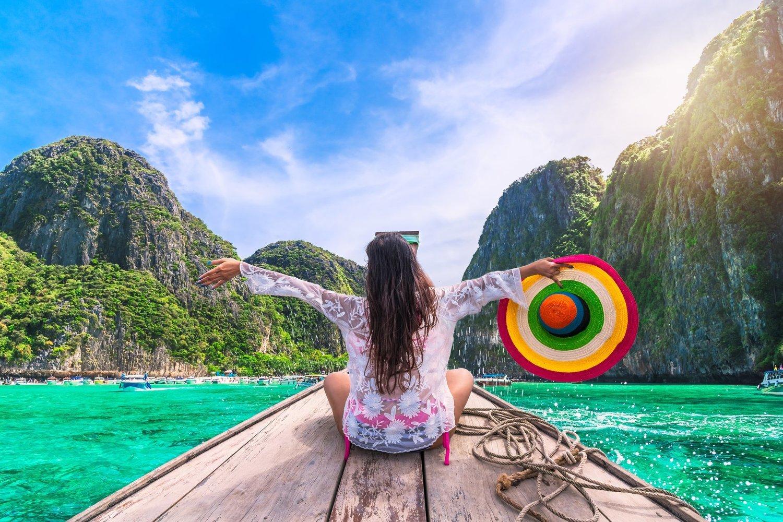 Thailand Backpacking Ex. Bangkok - Tour
