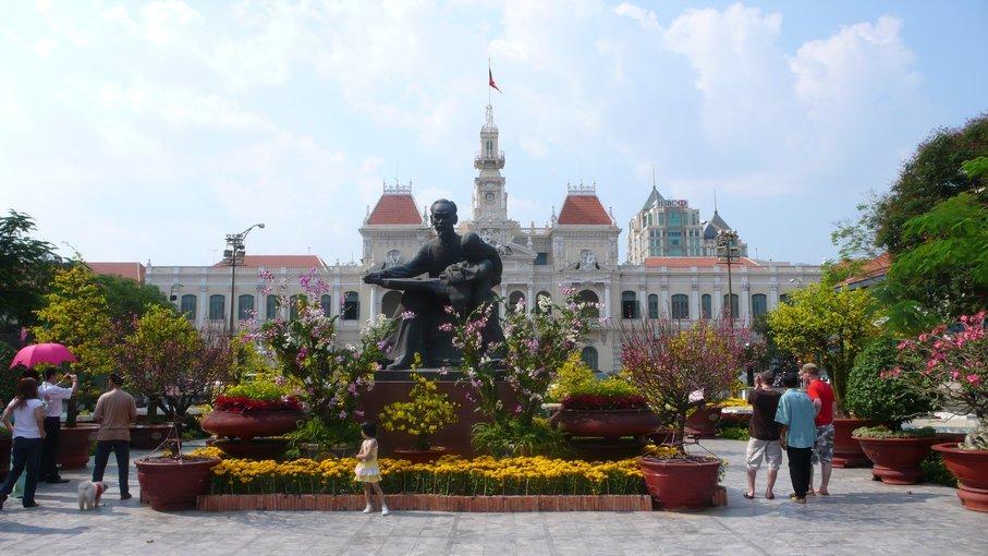 Vietnam|Ho Chi Minh| Easy City Package-3D|2N - Tour