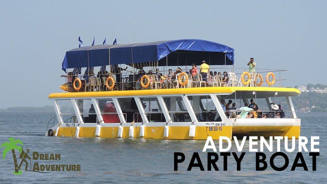 Dinner Boat Cruise - Tour