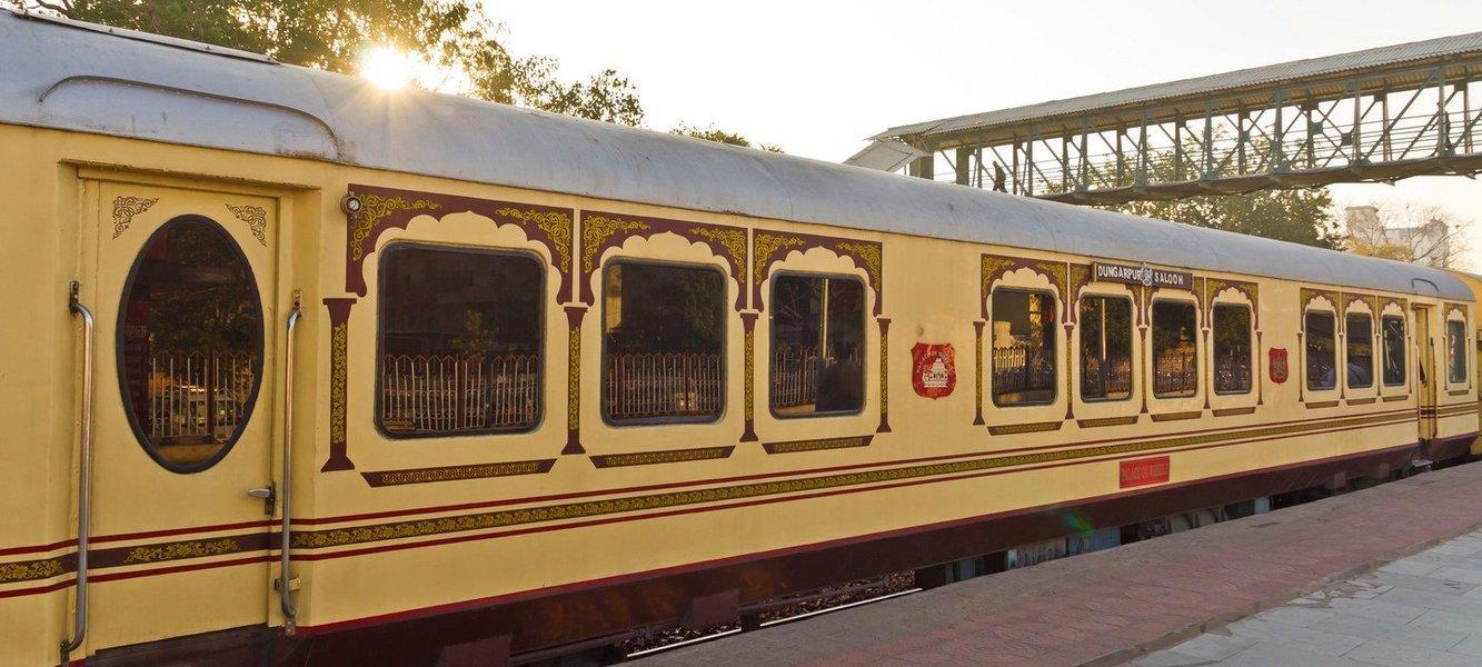 Palace on Wheels Train Journey - Tour