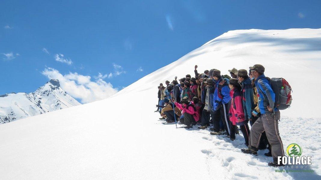 Shirgan Tungu Trek - Tour
