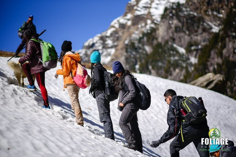Manali Snow Trails (18-22 years) - Tour