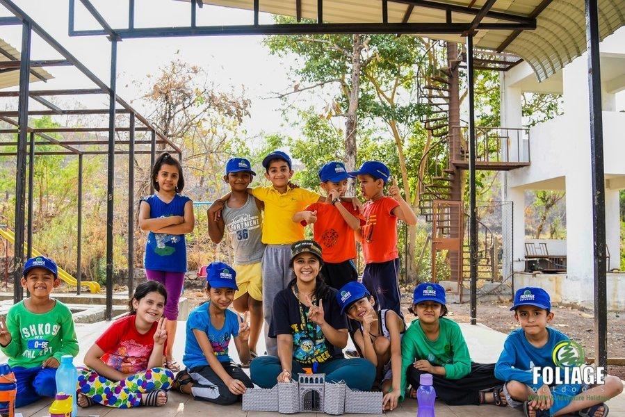 Camp Kondhana - Tour