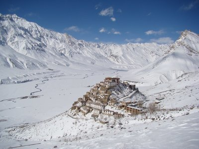 Spiti Valley Winter Trip – Fixed Departure
