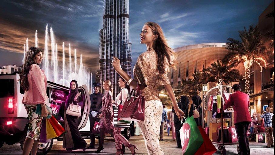 DUBAI Shopping Festival Package-5D 4N - Tour