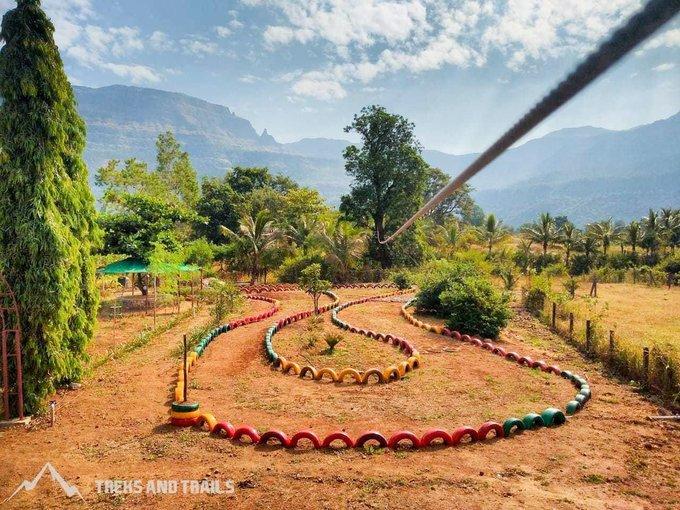 Karjat Secret Camping and Adventure Sports - Tour