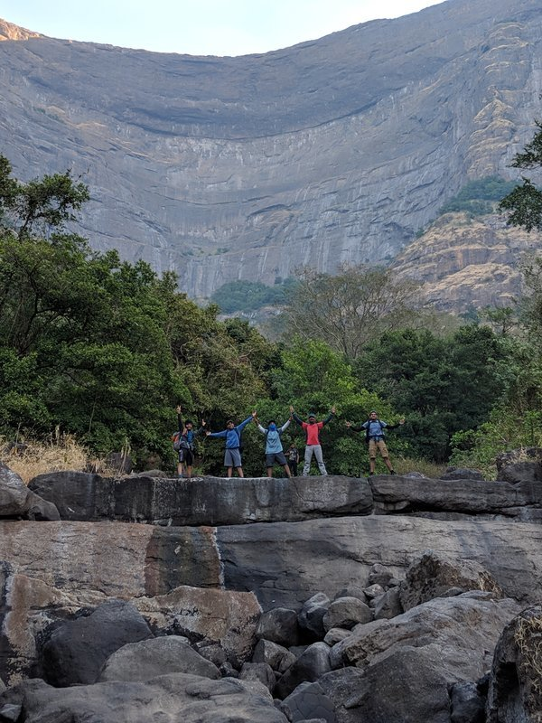 Harishchandragad via Nalichi Vaat - Tour